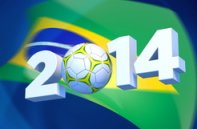 WM Wetten 2014 in Brasilien
